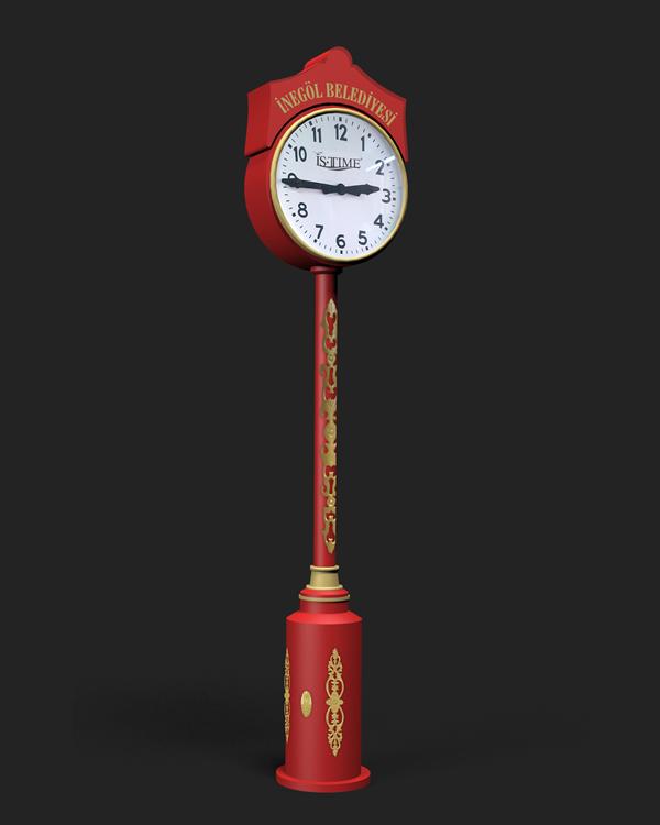 Direkli Meydan Saati 1823
