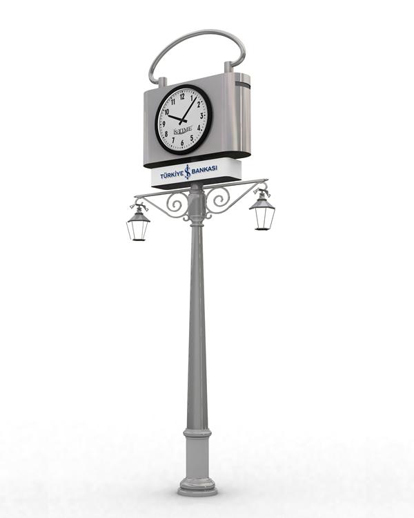 Direkli Meydan Saati 1824