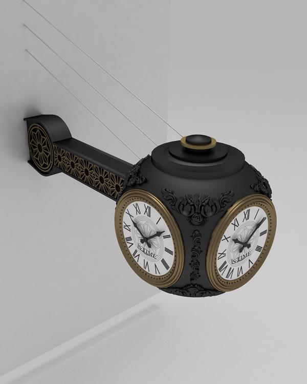 Küre Cephe Saati